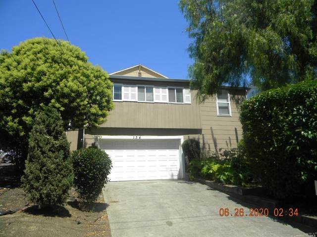 134 Hilborn Street, Vallejo, CA 94590 (#22014912) :: W Real Estate | Luxury Team