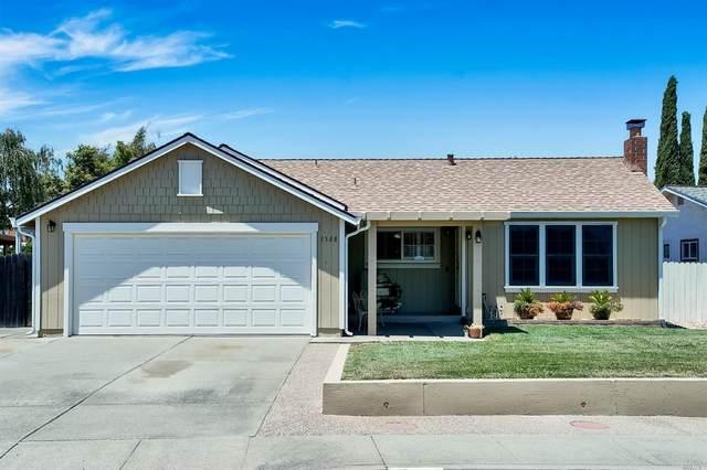 1508 El Morro Lane, Suisun City, CA 94585 (#22014943) :: Rapisarda Real Estate
