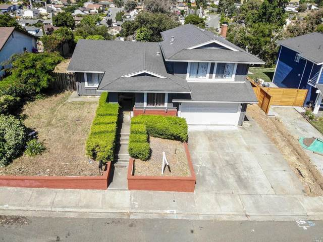 1359 Granada Street, Vallejo, CA 94591 (#22014959) :: Rapisarda Real Estate