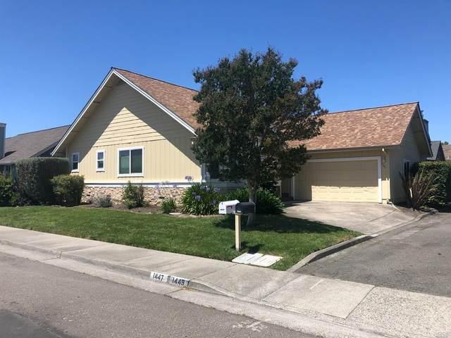 1447 Morning Glory Drive, Petaluma, CA 94954 (#22015042) :: Lisa Perotti | Corcoran Global Living