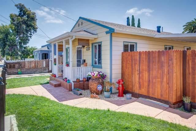 223 Cassady Street, Vallejo, CA 94590 (#22015048) :: Intero Real Estate Services