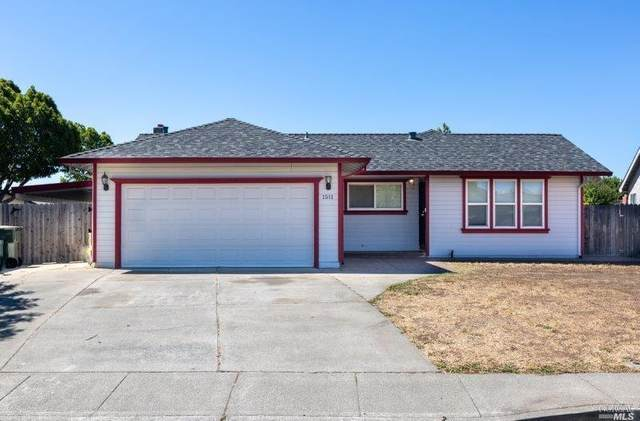 1511 Casa Loma Way, Suisun City, CA 94585 (#22015058) :: Golden Gate Sotheby's International Realty
