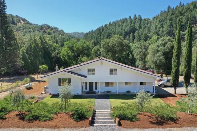 1821 Boonville Road, Ukiah, CA 95482 (#22015077) :: Rapisarda Real Estate