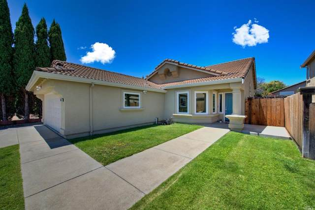 4904 Northwood Drive, Fairfield, CA 94534 (#22015097) :: RE/MAX GOLD