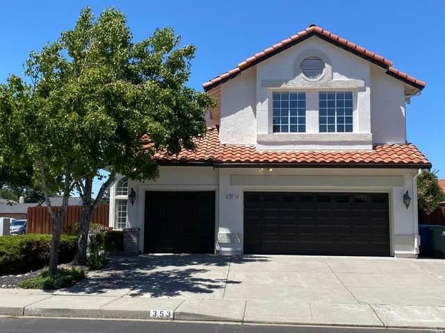 353 Eagle Lane, Vacaville, CA 95687 (#22015109) :: Rapisarda Real Estate