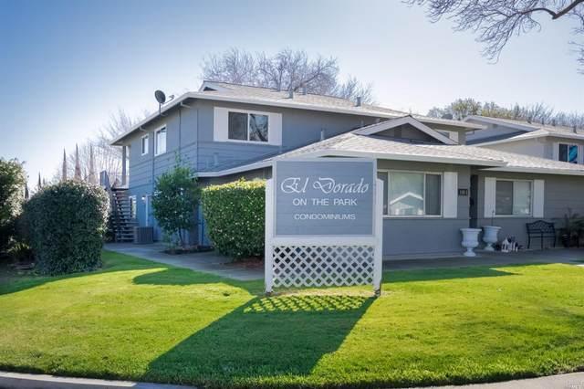 100 Del Rio Court #4, Vacaville, CA 95687 (#22015135) :: Rapisarda Real Estate