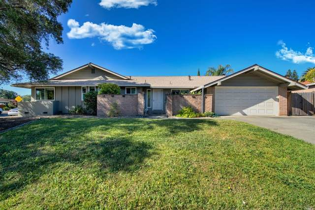 540 Alamo Drive, Vacaville, CA 95688 (#22015140) :: Rapisarda Real Estate