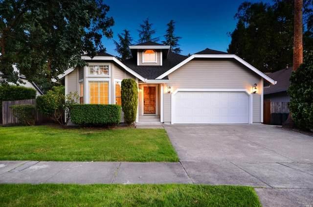 5088 Charmian Drive, Santa Rosa, CA 95409 (#22015145) :: Intero Real Estate Services