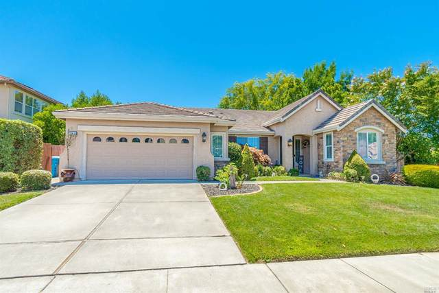 549 Topeka Lane, Vacaville, CA 95687 (#22015163) :: Intero Real Estate Services