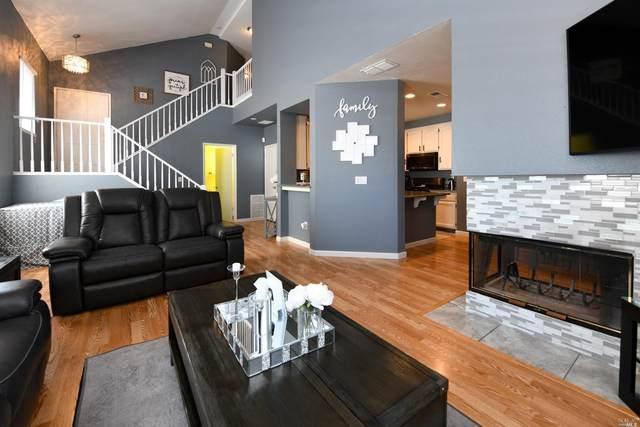 216 Cloverleaf Circle, Suisun City, CA 94585 (#22015171) :: Rapisarda Real Estate