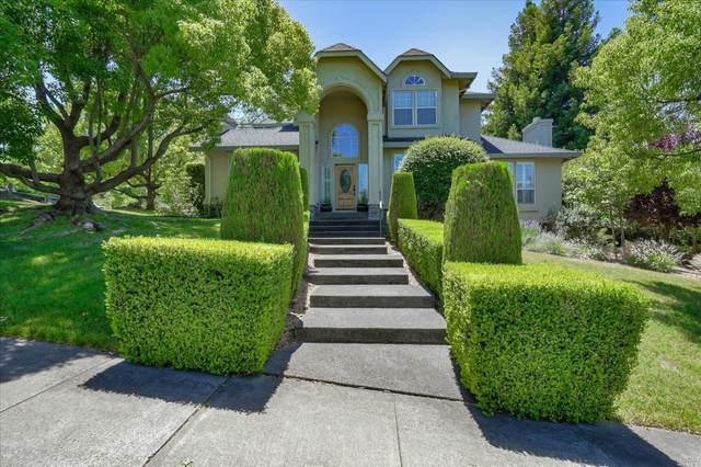 4704 Annadel Heights Drive, Santa Rosa, CA 95405 (#22015173) :: Hiraeth Homes