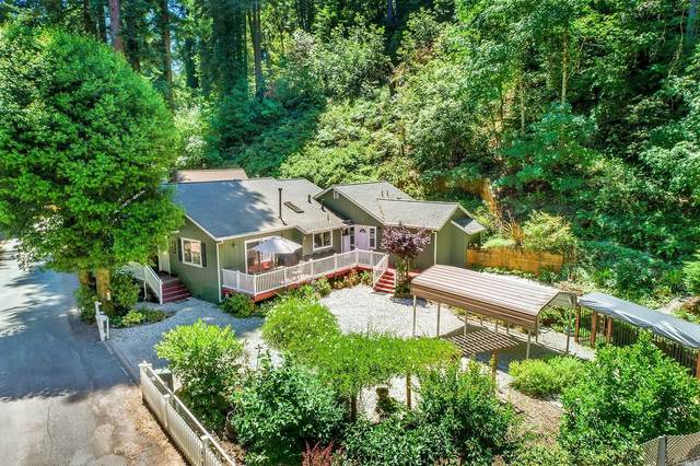 15228 Willow Road, Guerneville, CA 95446 (#22015187) :: HomShip