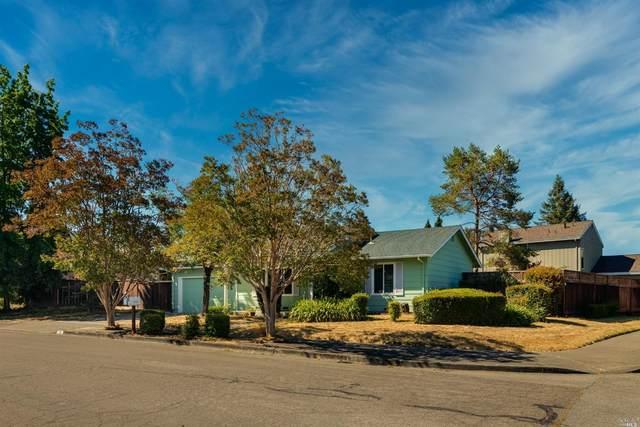 1151 Prunetree Court, Santa Rosa, CA 95401 (#22015208) :: Lisa Perotti | Corcoran Global Living