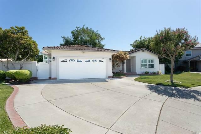 836 Stonegate Court, Vacaville, CA 95687 (#22015219) :: Rapisarda Real Estate