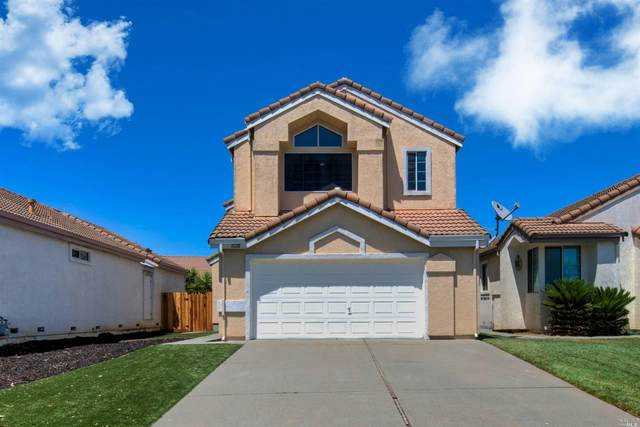 1028 Anderson Drive, Suisun City, CA 94585 (#22015222) :: Rapisarda Real Estate