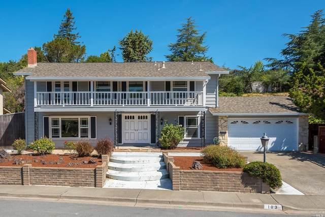 103 Twelveoak Hill Drive, San Rafael, CA 94903 (#22015225) :: RE/MAX GOLD