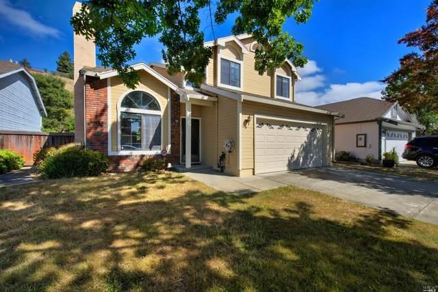 155 Clearview Drive, Vallejo, CA 94591 (#22015244) :: Rapisarda Real Estate