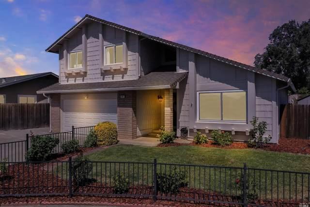 607 Kingswood Court, Fairfield, CA 94534 (#22015304) :: Rapisarda Real Estate