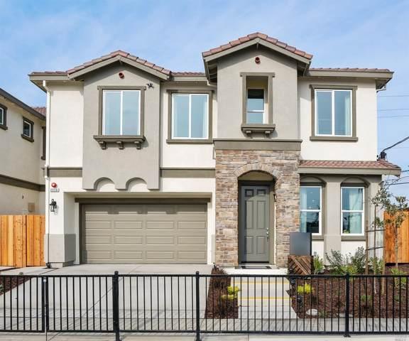 1976 Kalis Street, Fairfield, CA 94533 (#22015320) :: Intero Real Estate Services