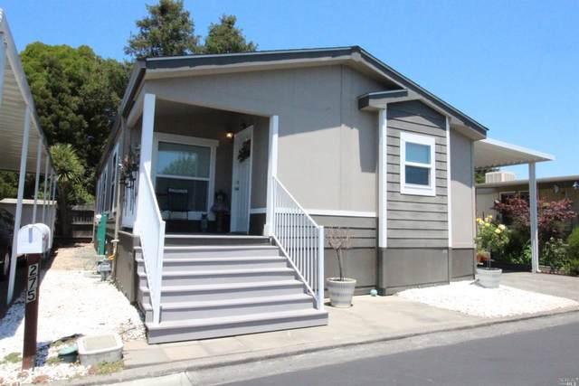 275 Ricardo Avenue, Santa Rosa, CA 95407 (#22015327) :: Hiraeth Homes