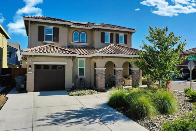 119 Kodiak Drive, Vacaville, CA 95687 (#22015338) :: Kendrick Realty Inc - Bay Area