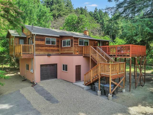 10707 Forest Hills Road, Forestville, CA 95436 (#22015379) :: RE/MAX GOLD