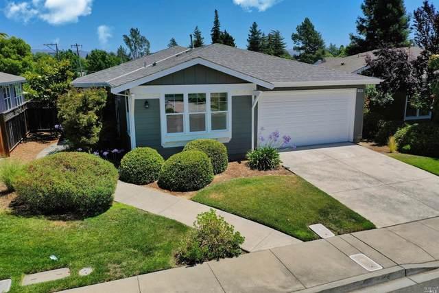 3982 Lucero Street, Napa, CA 94558 (#22015394) :: Hiraeth Homes