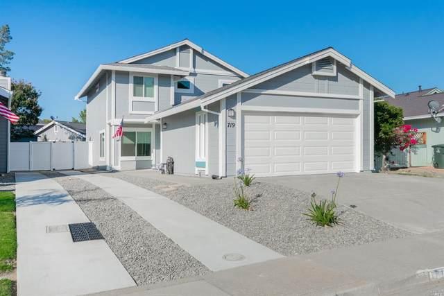 719 Peregrine Way, Vacaville, CA 95687 (#22015411) :: Team O'Brien Real Estate