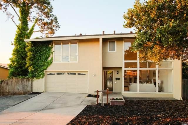 195 Esmeyer Drive, San Rafael, CA 94903 (#22015461) :: Kendrick Realty Inc - Bay Area