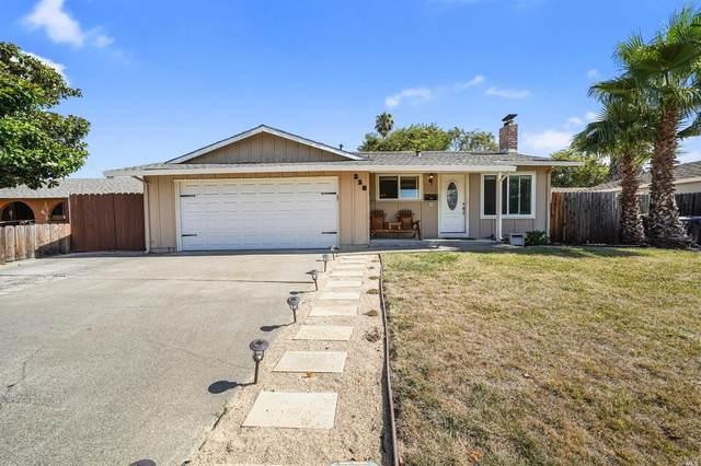 228 Azalea Court, Fairfield, CA 94533 (#22015504) :: Intero Real Estate Services