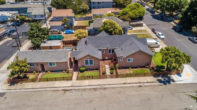 104 Alabama Street, Vallejo, CA 94590 (#22015530) :: W Real Estate | Luxury Team