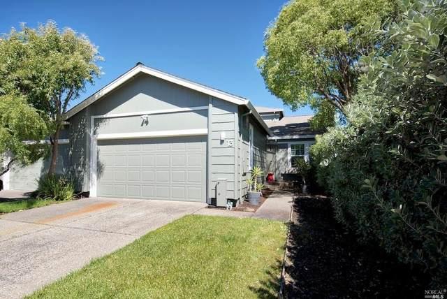 13 Narragansett Cove, San Rafael, CA 94901 (#22015563) :: Kendrick Realty Inc - Bay Area