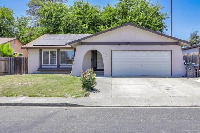 2457 Sunrise Drive, Fairfield, CA 94533 (#22015598) :: Golden Gate Sotheby's International Realty