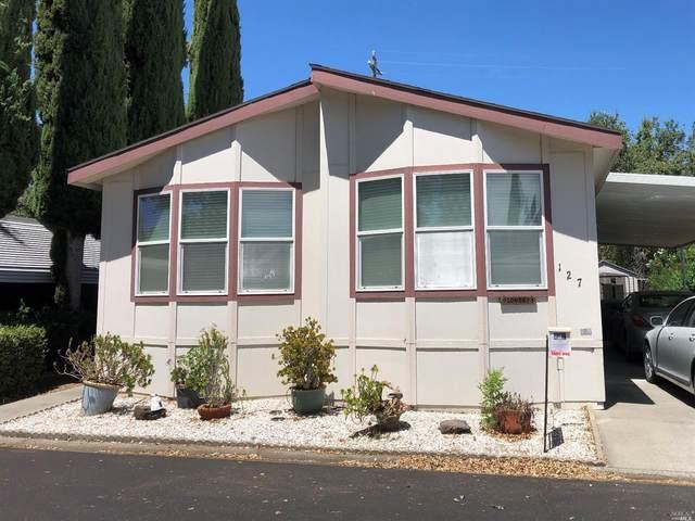 1597 Alamo Drive #127, Vacaville, CA 95678 (#22015610) :: Rapisarda Real Estate