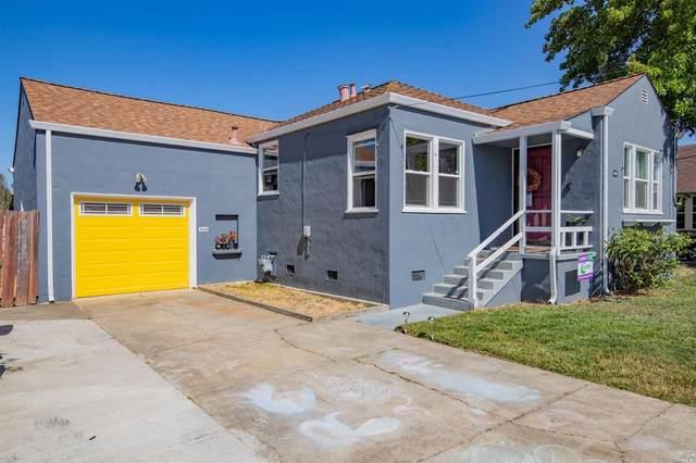 2139 El Dorado Street, Vallejo, CA 94590 (#22015640) :: Intero Real Estate Services