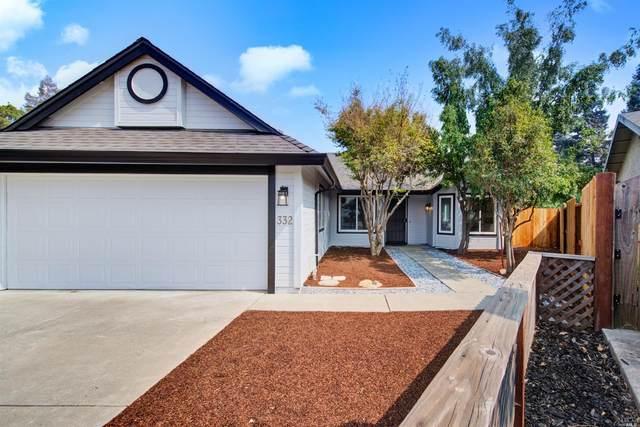 332 Serrano Court, Fairfield, CA 94533 (#22015644) :: Golden Gate Sotheby's International Realty