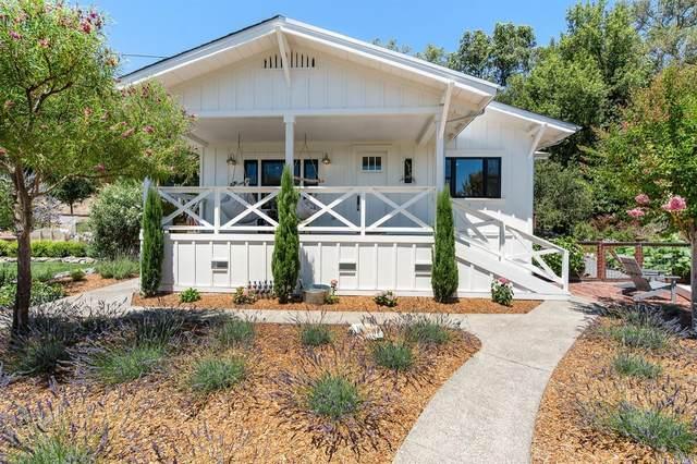 9975 Westside Road, Healdsburg, CA 95448 (#22015673) :: Kendrick Realty Inc - Bay Area