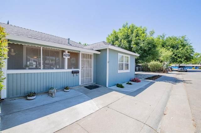 419 Haven Street, Winters, CA 95694 (#22015680) :: Intero Real Estate Services
