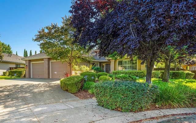 154 Silverado Springs Drive, Napa, CA 94558 (#22015703) :: Corcoran Global Living