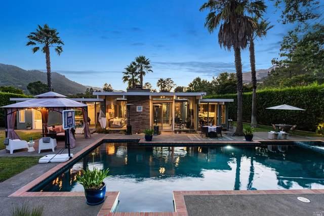 6 Mount Tenaya Court, San Rafael, CA 94903 (#22015705) :: Kendrick Realty Inc - Bay Area