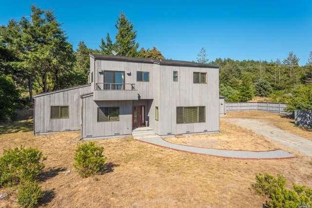 41150 Deer Trail, The Sea Ranch, CA 95497 (#22015722) :: Corcoran Global Living