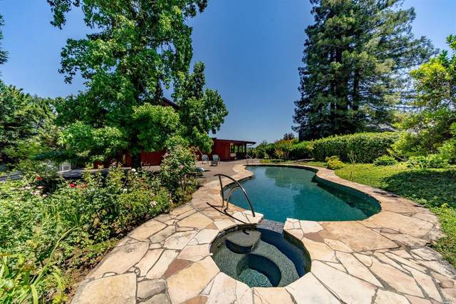 3875 W Dry Creek Road, Healdsburg, CA 95448 (#22015724) :: HomShip