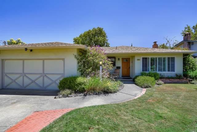 551 Tamarack Drive, San Rafael, CA 94903 (#22015742) :: Kendrick Realty Inc - Bay Area