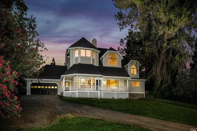 4740 Kenneth Avenue, Fair Oaks, CA 95628 (#22015744) :: RE/MAX GOLD