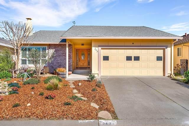 242 Prune Tree Drive, Healdsburg, CA 95448 (#22015770) :: RE/MAX Accord (DRE# 01491373)