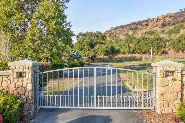 1164 La Grande Avenue, Napa, CA 94558 (#22015783) :: Rapisarda Real Estate