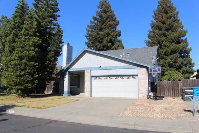 651 Hamilton Drive, Vacaville, CA 95687 (#22015835) :: Rapisarda Real Estate
