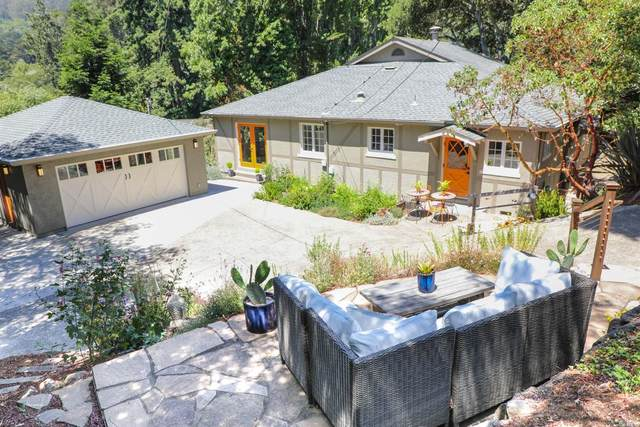 545 W Fairview Avenue, Mill Valley, CA 94941 (#22015842) :: Kendrick Realty Inc - Bay Area