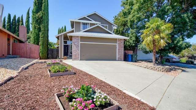 393 Aaron Circle, Vacaville, CA 95687 (#22015856) :: Kendrick Realty Inc - Bay Area