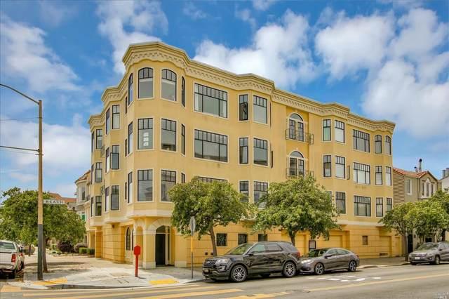 2101 Beach Street #203, San Francisco, CA 94123 (#22015907) :: RE/MAX GOLD